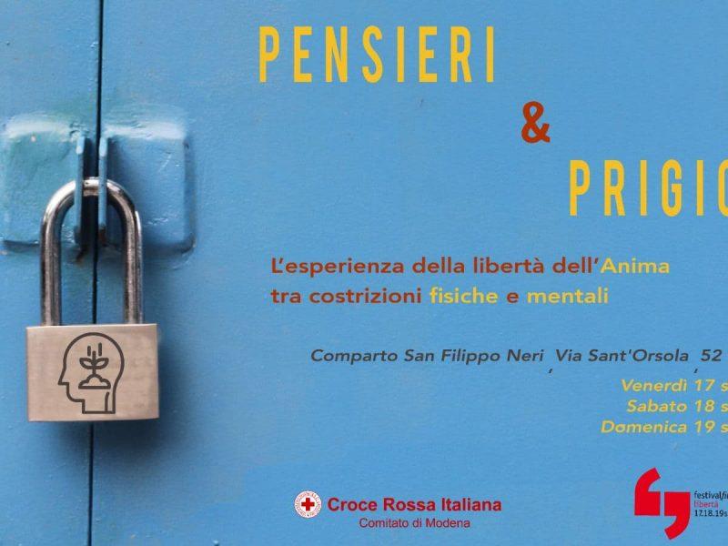 Pensieri & Prigioni_locandina