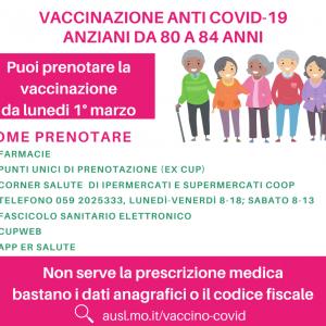 vaccini 80_84 anni