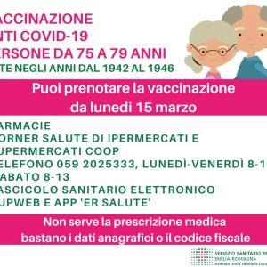 vaccini 75-79